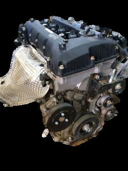engine 1 altered