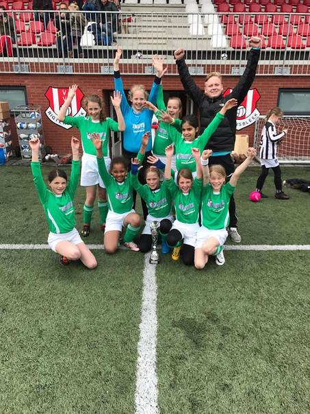 MVST Twente Cup een geslaagd toernooi!