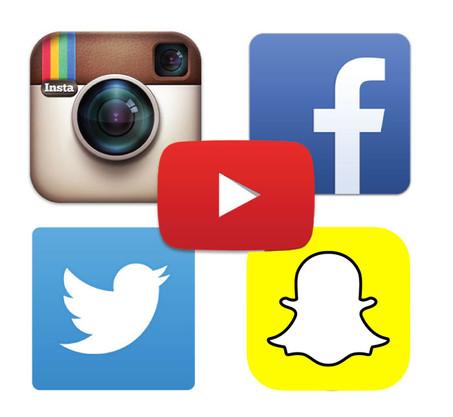 Nu ook op Snapchat & YouTube