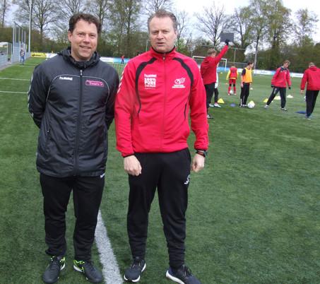 Activiteiten met Twentsche voetbalschool