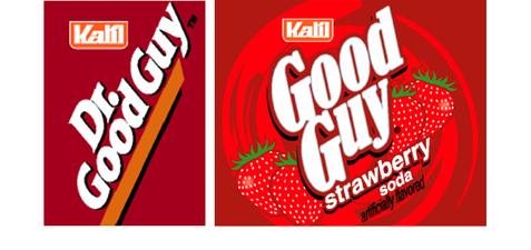Dr. Good Guy & Good Guy Strawberry