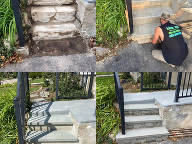 Stair Rejuvenation