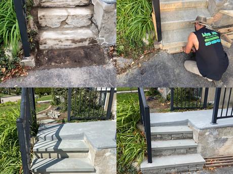 Stair Rejuvenation