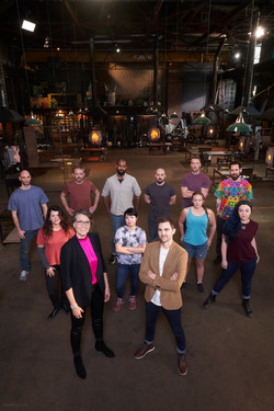 Nick + Group Promo Photo