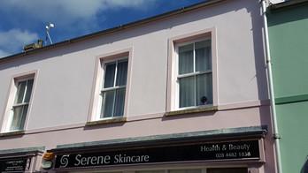 Upstairs at Serene Skincare