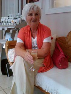 Meet our receptionist,Helen