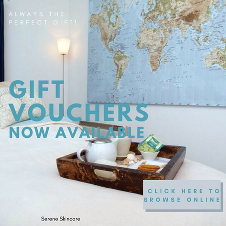 Don't fret about gifts, buy a voucher you know they'll love!