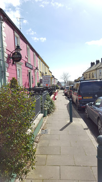 Killyleagh high street
