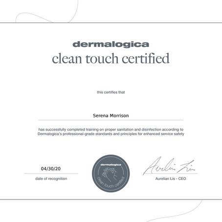 Serene Skincare Covid 19 Risk Assessment