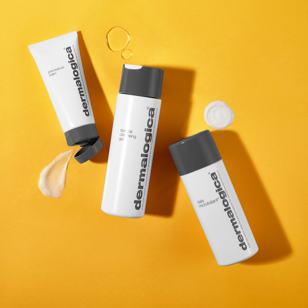 Precleanse Balm, Special Cleansing Gel, Daily Microfoliant from dermalogica
