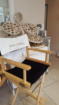 Jane Iredale, ready for your close up?