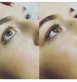 LVL Lash lift at Serene Skincare