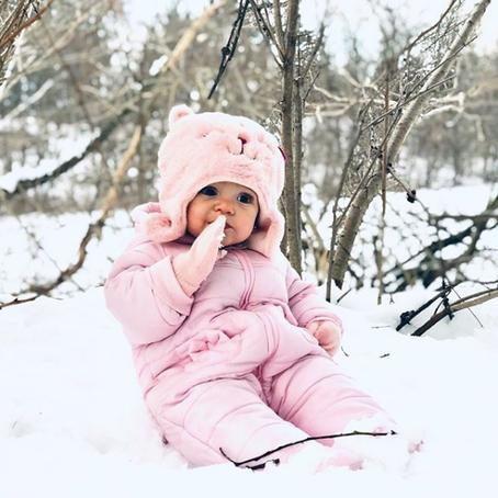 Aller ou ne pas aller à la montagne avec bébé… telle est la question !