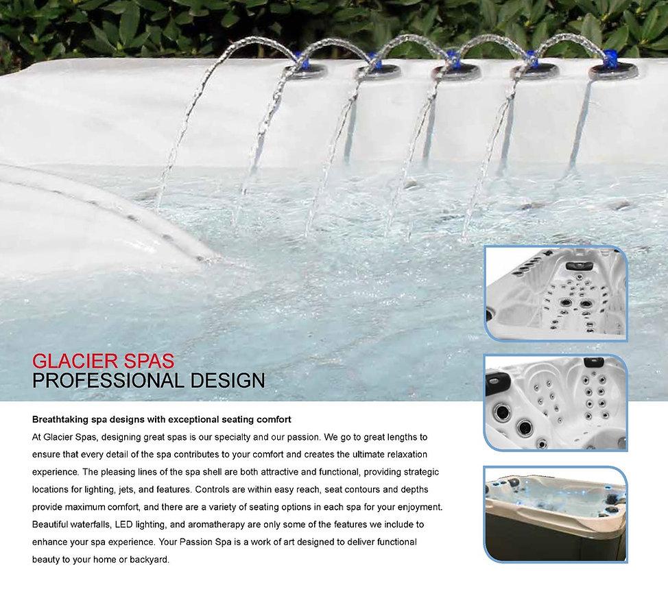 Glacier Series Design