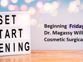 Elective Cosmetic Surgical Procedures