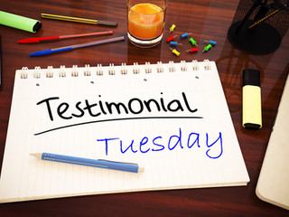 Testimonial Tuesday for Rhinoplasty