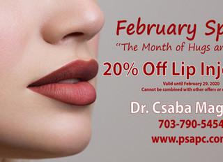 Fuller Lips for Month of Love