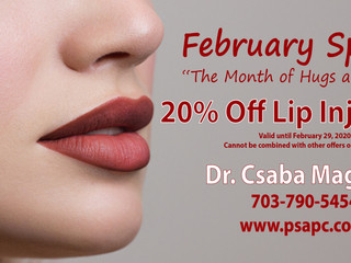 Fuller Lips for Month of Love