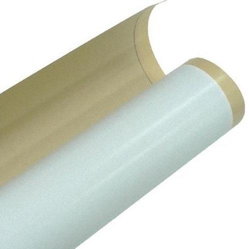 スチール紙(裏面に粘着剤付き)0.2mm厚×900mm幅×1M(切)