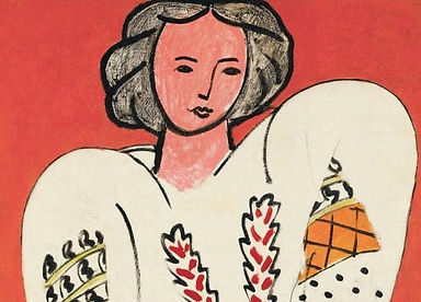 Henry Matisse's masterpieces in Paris and Nice