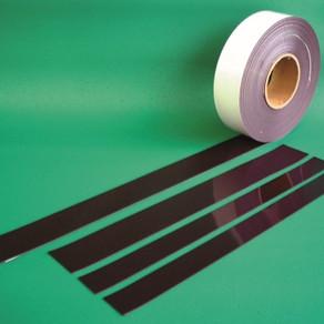 <製作事例>  無人搬送車 AGV 磁気テープ & 磁気棒