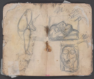 Giacometti's Incredible Notebooks in Paris