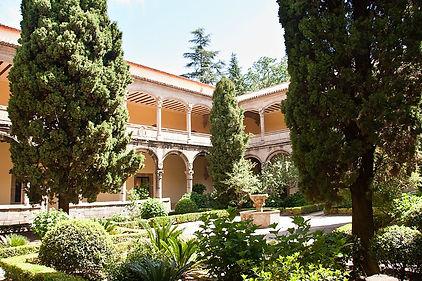 Carlos King and Emperor - Yuste Monastery