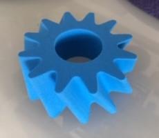 <製作事例>  発泡ポリエチレン/ 加工(複雑な立体加工も承ります)