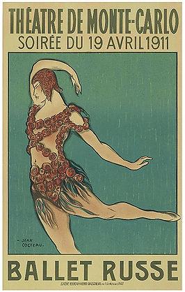 Ballets Russes Ariodante Tour