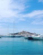 Ibiza, luxury yachts experiences with Ar