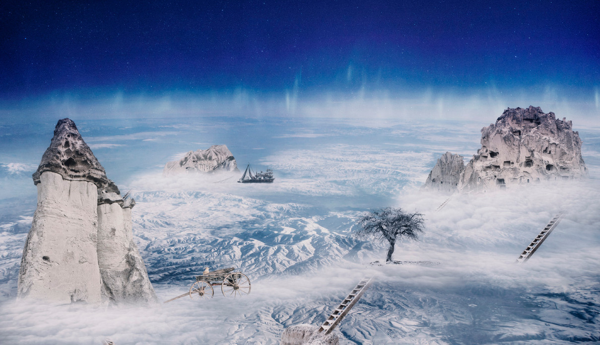 Cappadocia cloud atlas