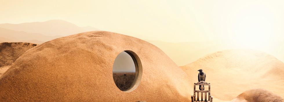 Unknown desert