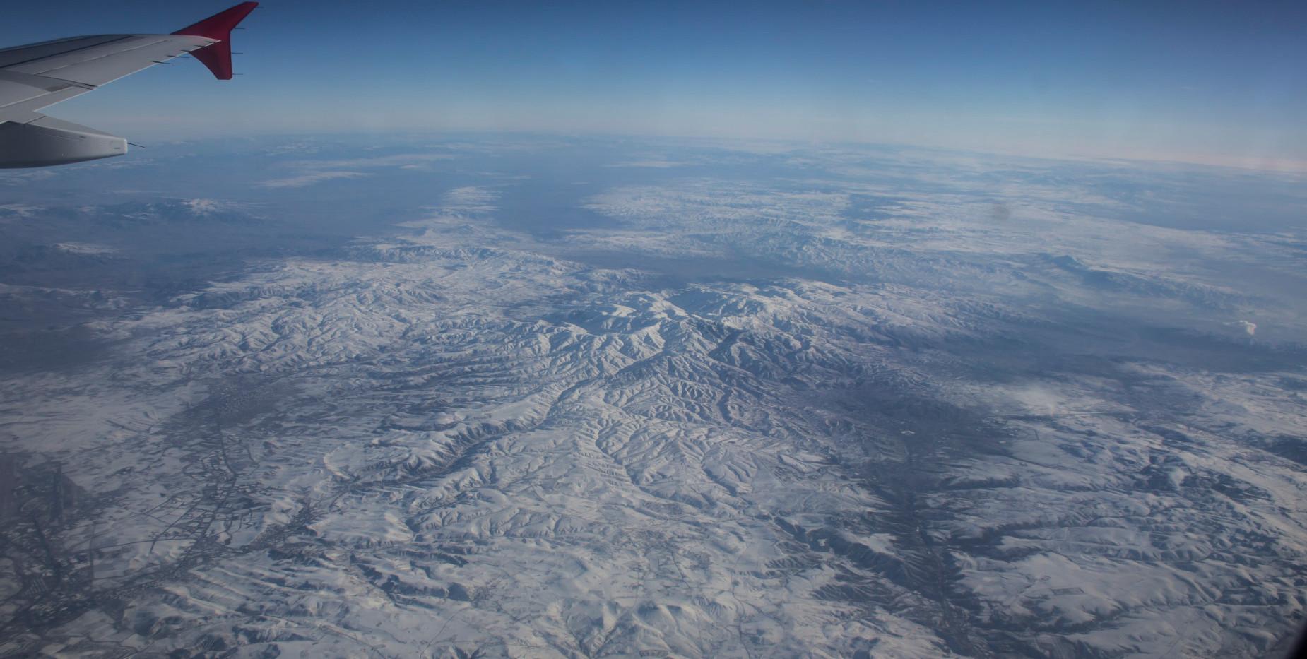 Cappadocia cloud atlas - Before