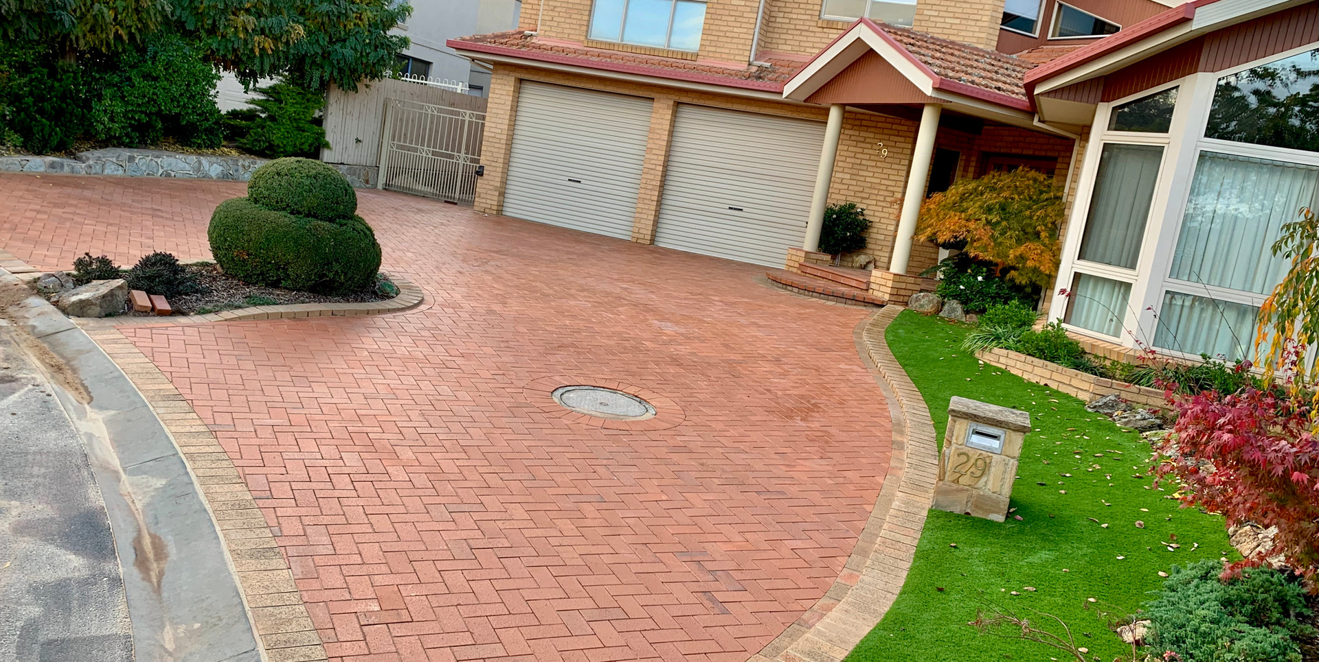 Landscaping in Canberra
