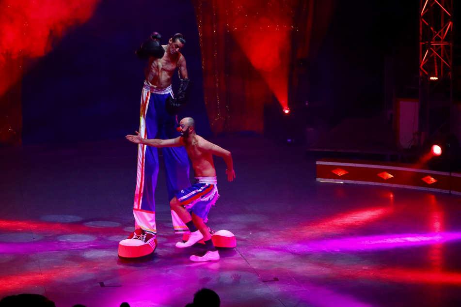 The Great Circus of Europe - Singapore / Hong Kong