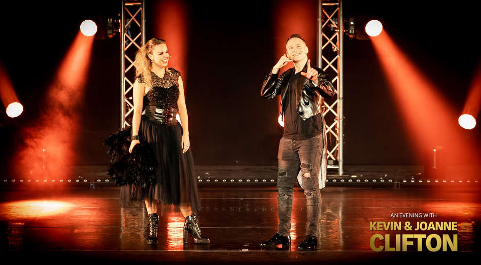 An Evening With Kevin & Joanne Clifton UK Tour