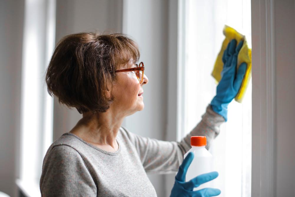 Desinfeccion casas