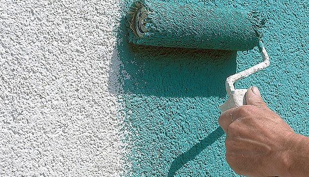 фасад вторичная защита бетона