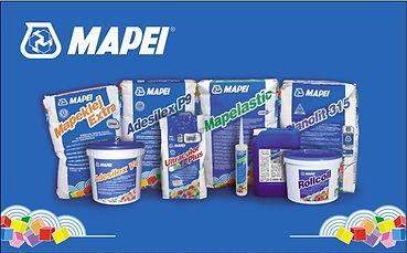изображение материалов _Mapei_