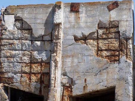 Агрессивное воздействие внешней среды на бетон