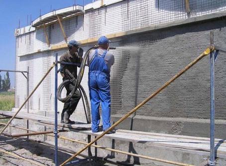 Как устранить агрессивное атмосферное воздействие на бетон