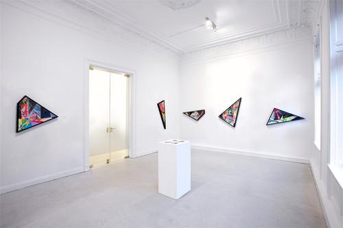ATOM - Ausstellungsansicht
