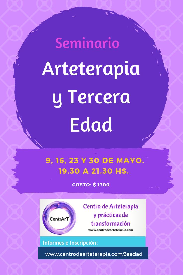 Arteterapia y Tercera Edad