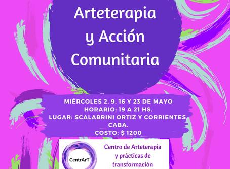 Nuevo seminario: Arteterapia y Acción Comunitaria