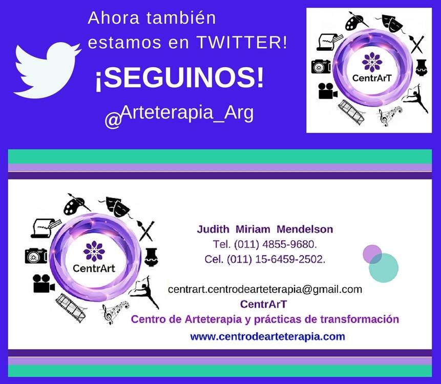 CentrArT en Twitter