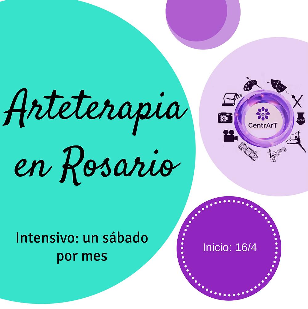 Arteterapia en Rosario