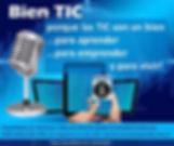 Logo de la radio Bien TIC