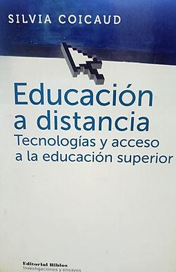 Libro Educacion a Distancia