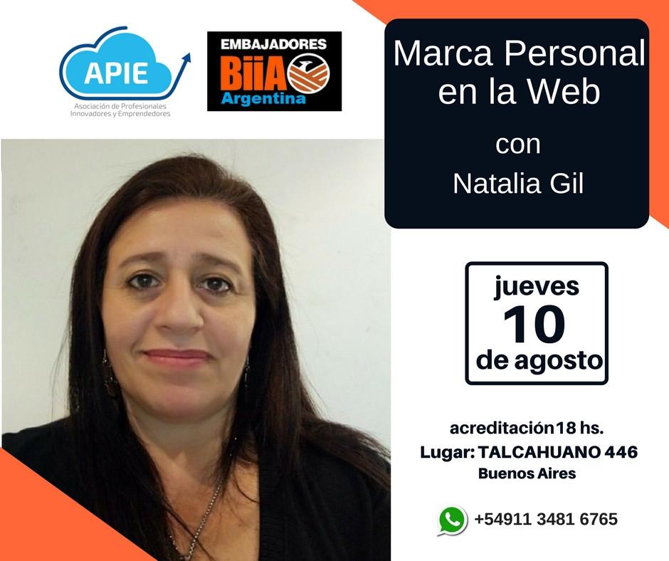 Natalia Gil