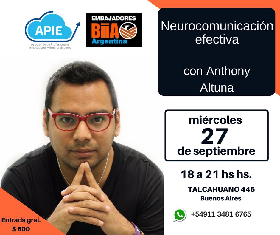 Neurocomunicación efectiva. emprendedores